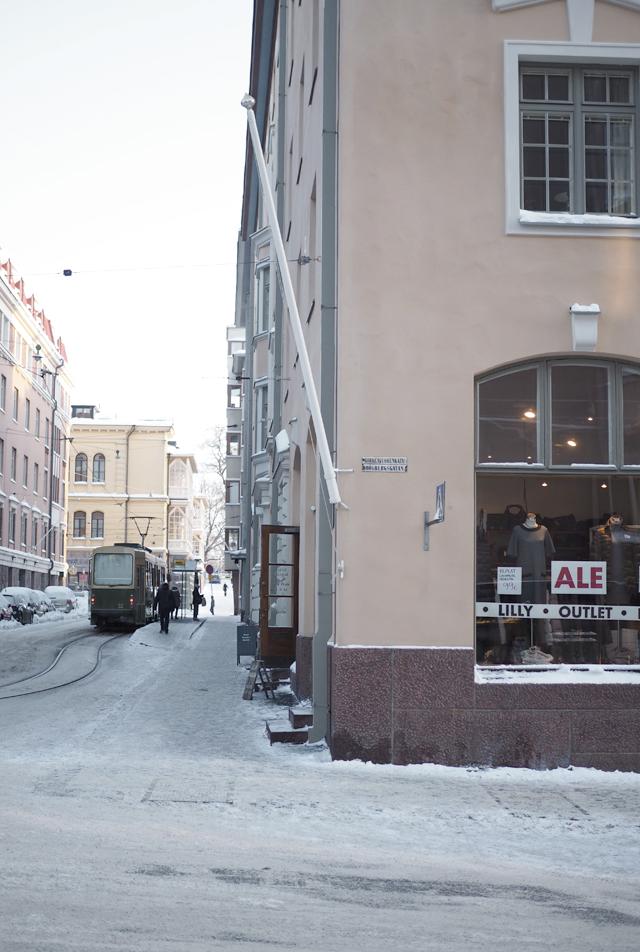 Char and the city - Korkeavuorenkatu - sisustusputiikit - Helsinki