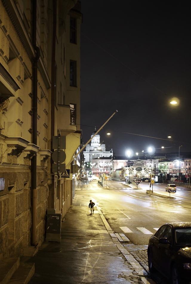Char and the city - Teljänneito syntymäpäiväjuhlat - Georg Jensen