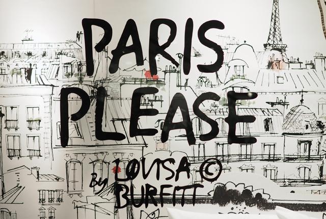 Char and the city - Lovisa Burfitt for Hemtex - Collaboration