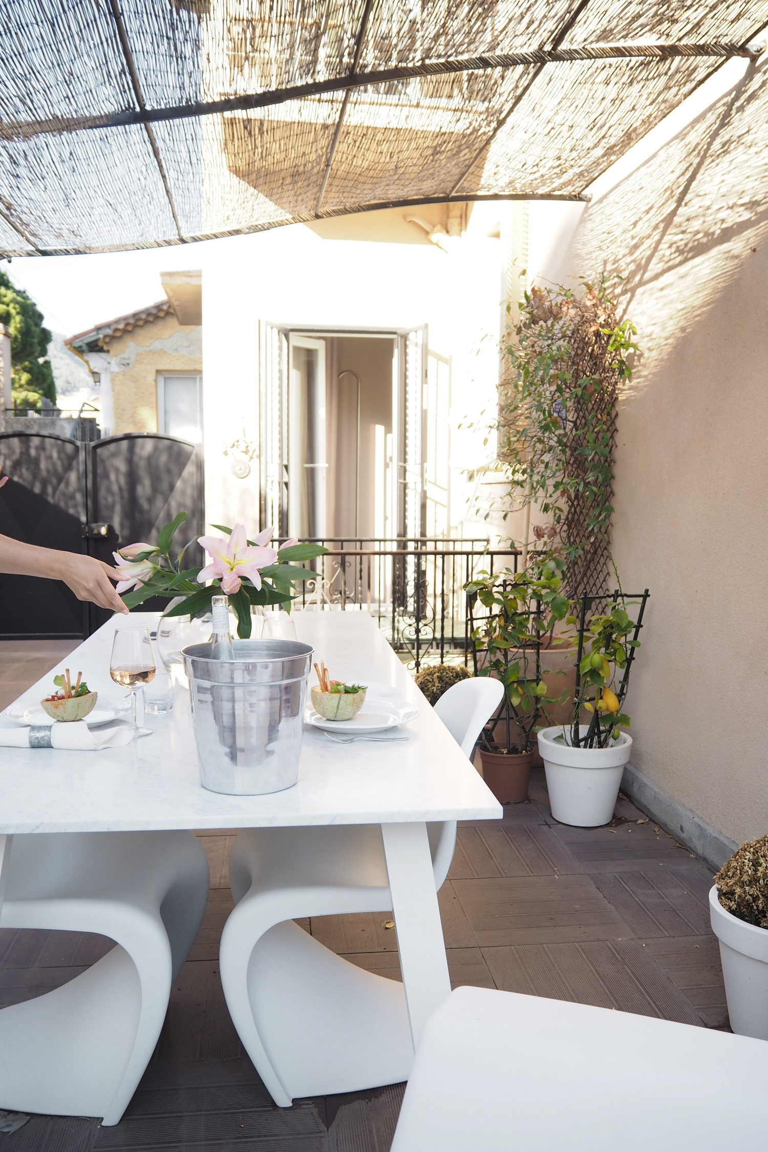 Char and the city - Hemma hos Avec Sofie in Villefranche-sur-Mer in the French Riviera #hemmahos