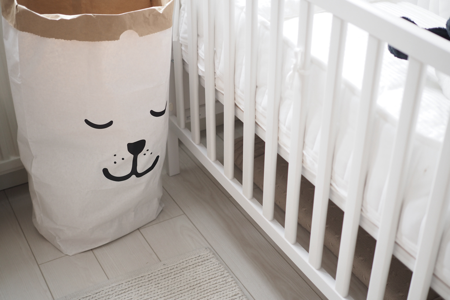 Char and the city - Inspiration for a baby´s room from Homevialaura-blog