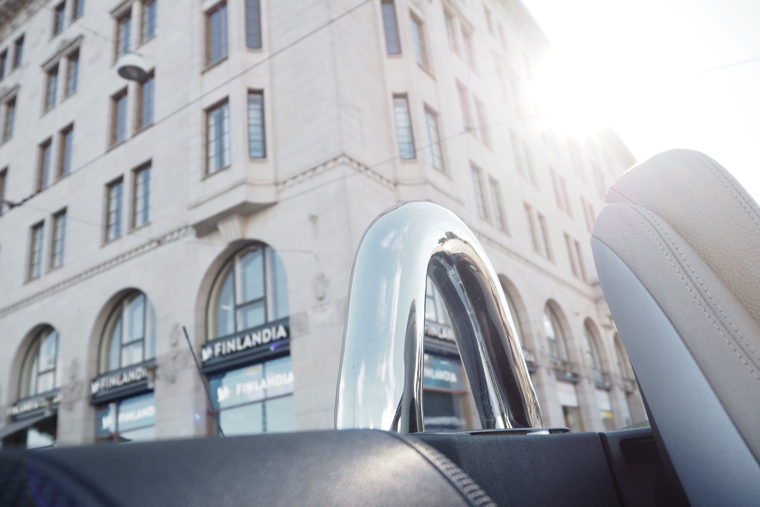 Char and the city - Summertime in Helsinki, Finland - sun, ice cream and a converible! Read more on the blog: idealista.fi/charandthecity