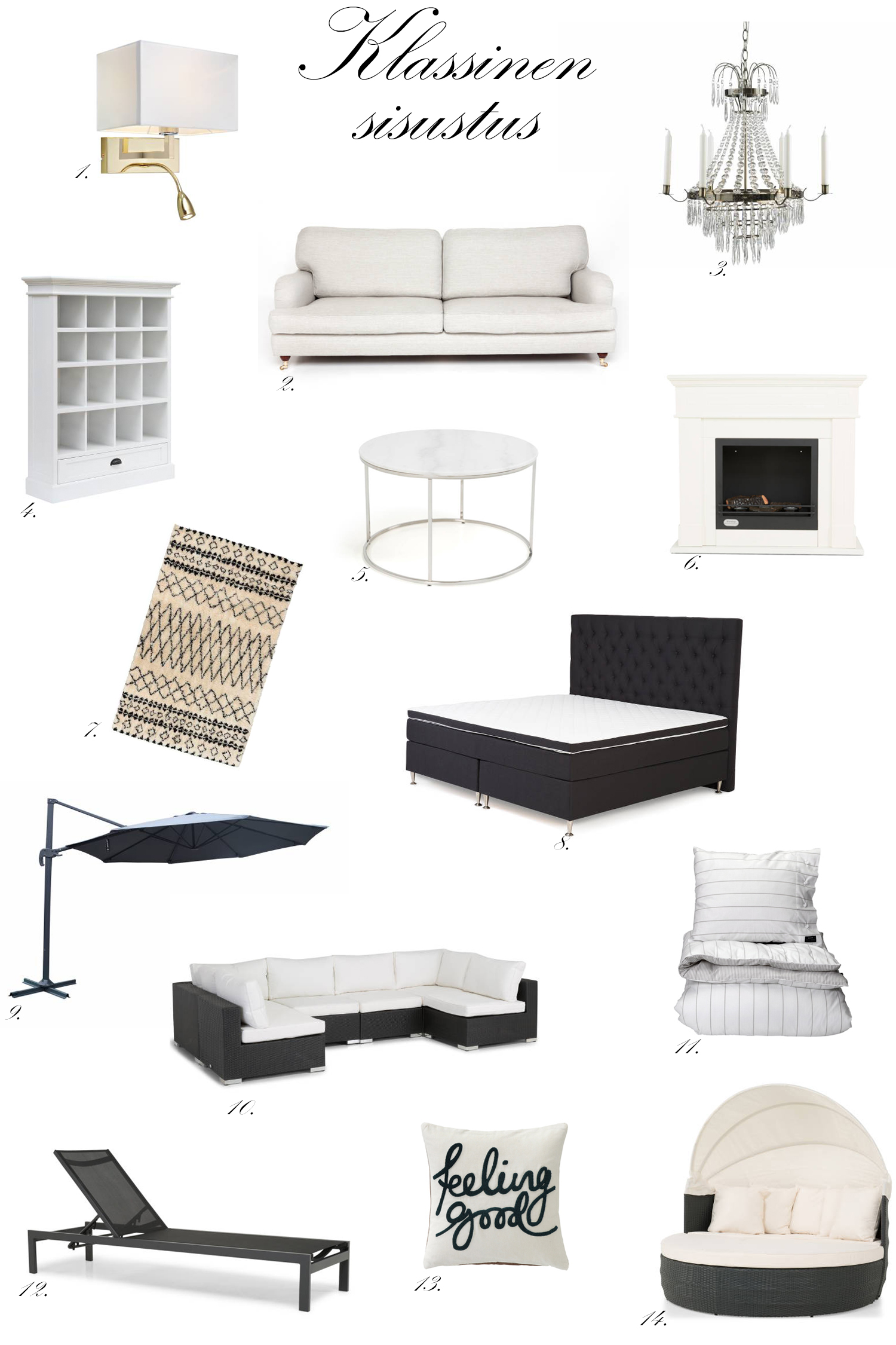 Char and the city - Classy furniture and home decoration - all on SALE!