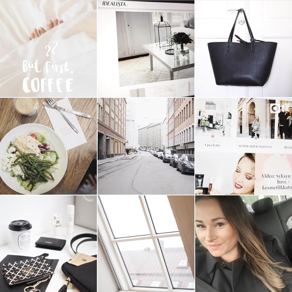 C and the city - My new job - follow Aller Media Oy on Instagram: @allerilaiset - read more on the blog: //www.idealista.fi/charandthecity/2016/10/27/allerilaiset