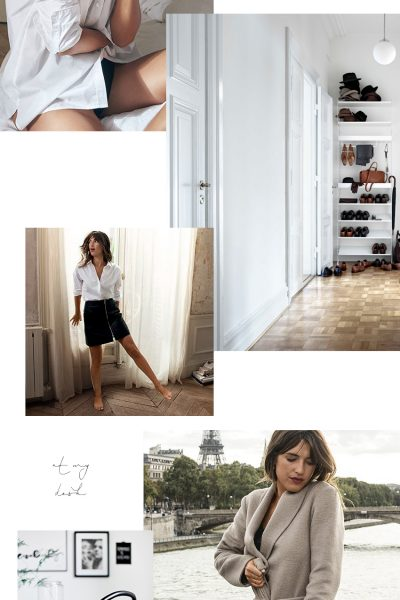 Char and the city -blog, Iconic Essentials at Ellos with Jeanne Damas as well as office furniture by String and Ton