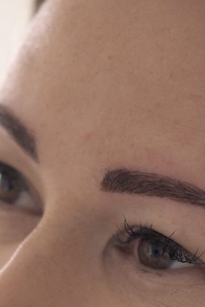 Char and the city, eyebrown microblading, kulmien microblading, Carriebrows