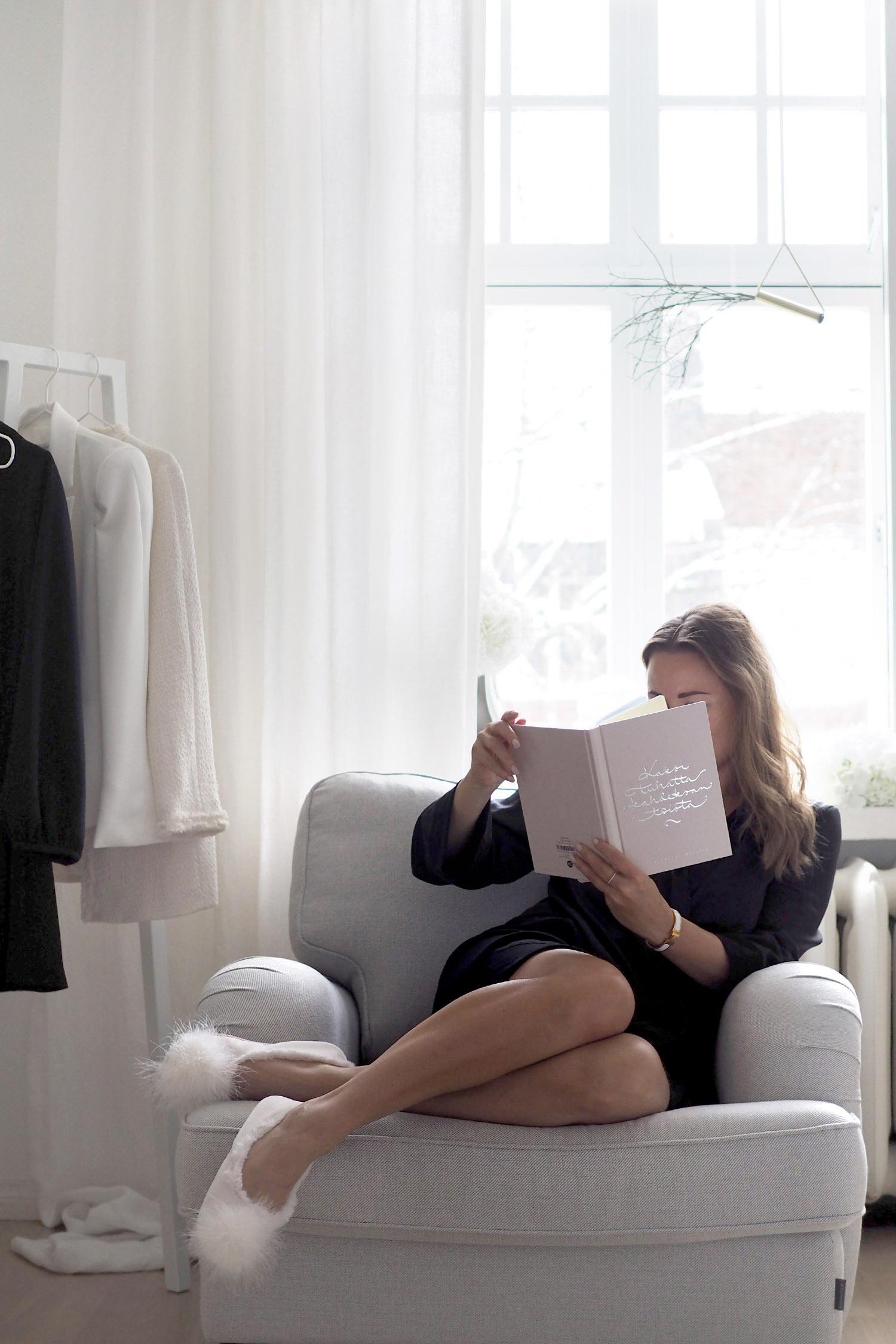 Char and the city, Happiness planner, Annika Välimäki -kalenteri, hyvinvointi