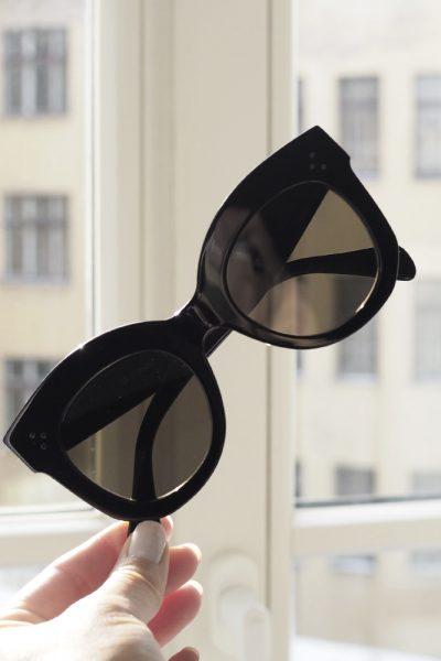 Char and the city, Celine sunglasses / aurinkolasit