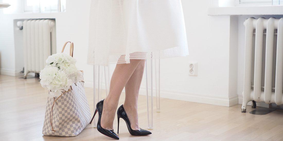Char and the city, charandthecity.com, mekot, juhlamekot, dresses, white