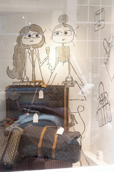 Char and the city, charandthecity.com, Vintage finds in Amsterdam, Chanel, Hermes