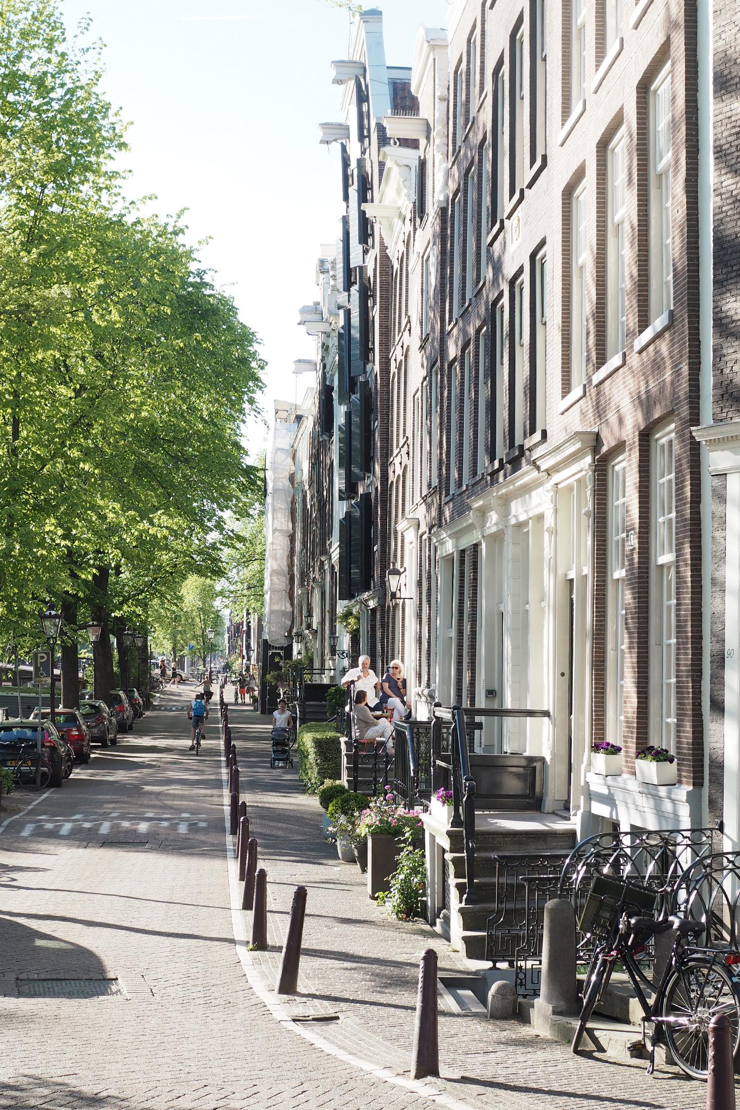 Char and the city, charandthecity, Amsterdam, Avec Sofie