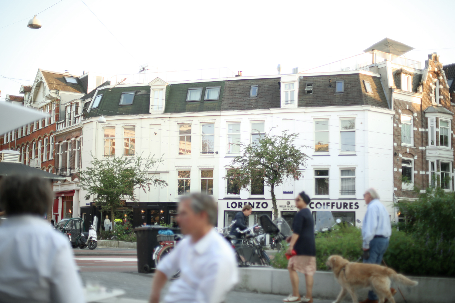 Char and the city, charandthecity.com, George Loves Amsterdam, restaurant, ravintola, Avec Sofie