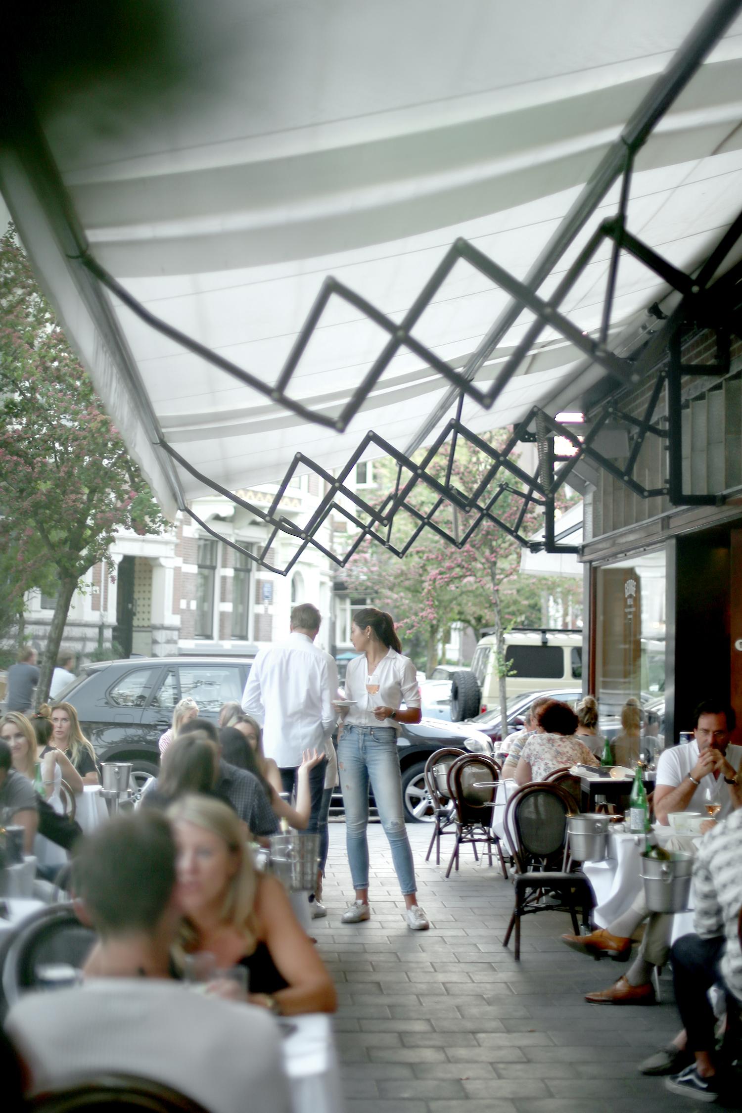 Char and the city, charandthecity.com, George Loves Amsterdam, restaurant, ravintola, Avec Sofie