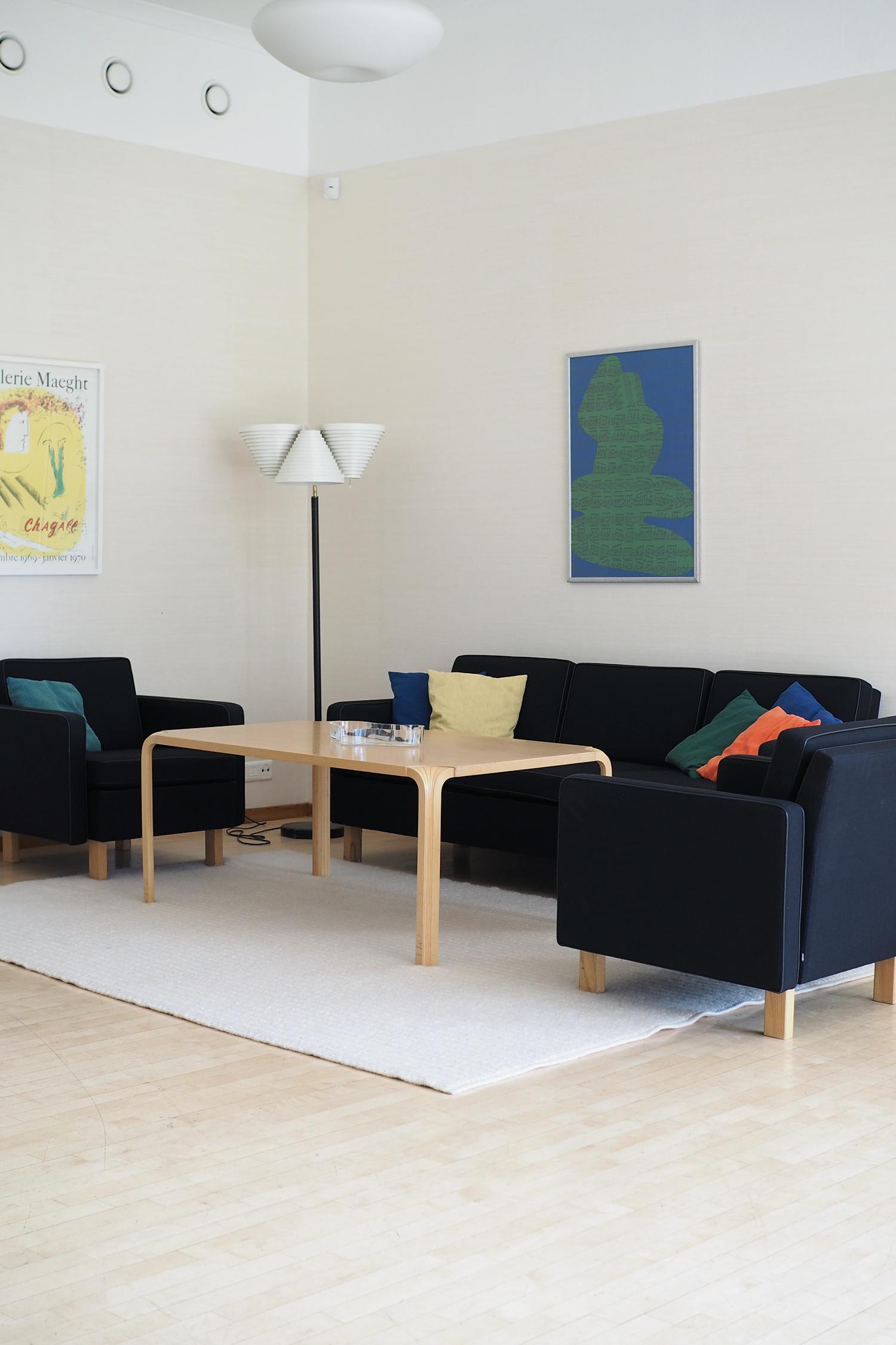 Char and the city, charandthecity.com, Alvar Aalto, Vierastalo Vainiola, Ahlströmin ruukki, Noormarkku