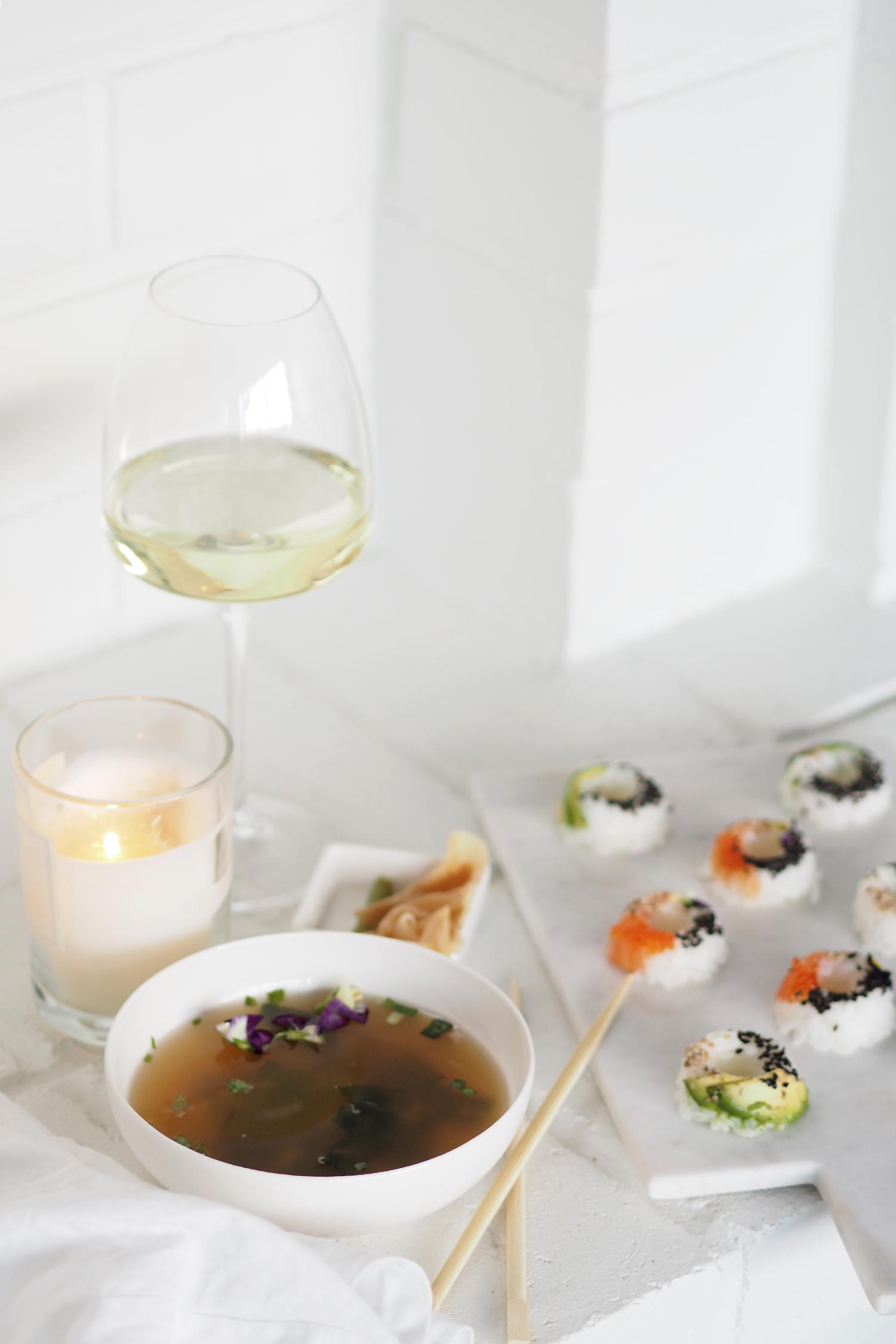 Char and the city, charandthecity.com, Blue Dragon, sushidonitsit, ohjeet, how to, sushi donuts, sushi