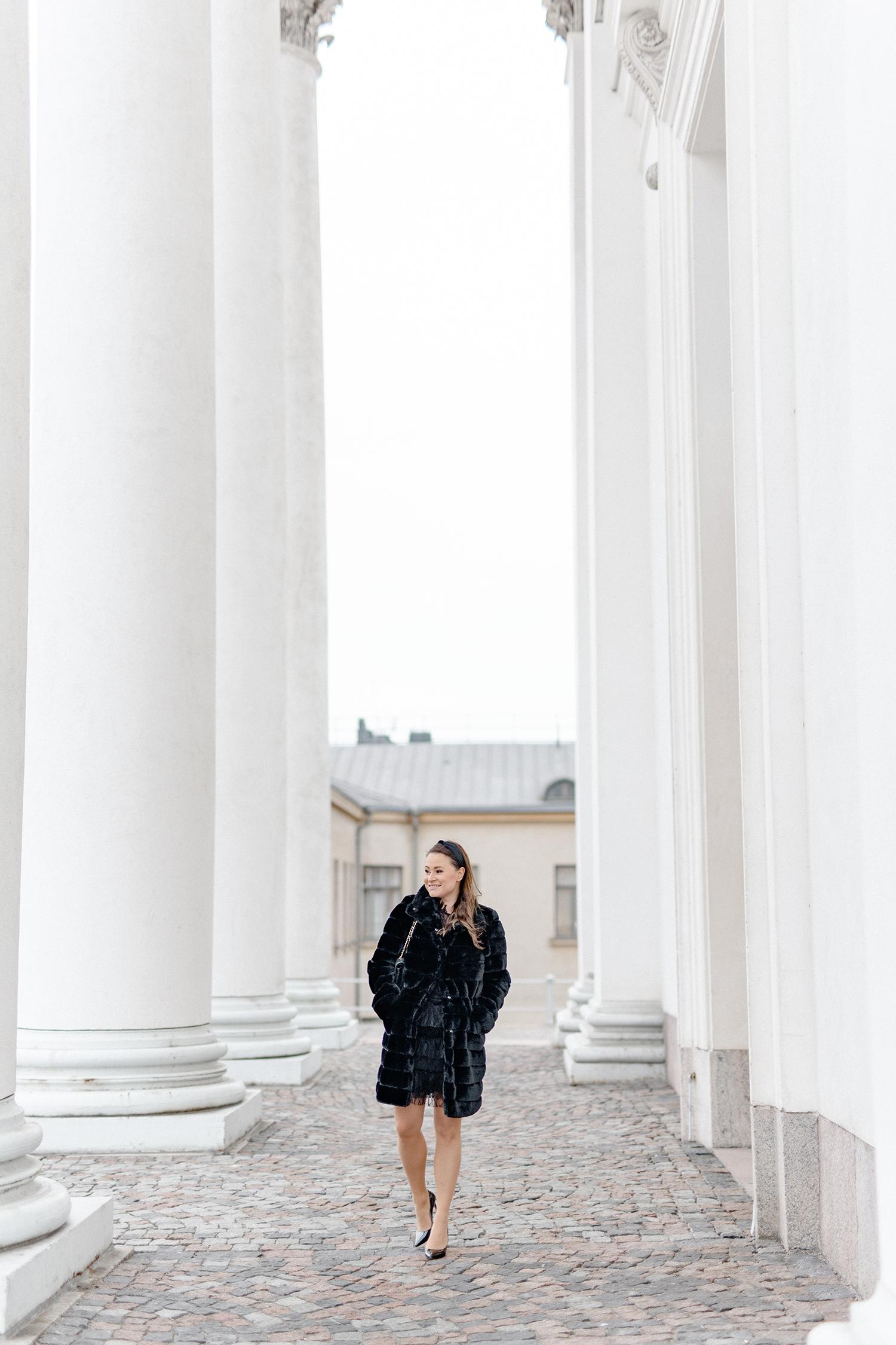 Char and the city, charandthecity.com, By Malina, KappAhl, Gauhar Helsinki, juhlamekko, Tuomiokirkko, Helsinki