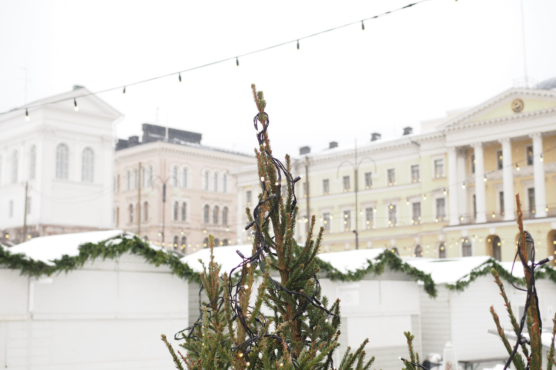Char and the city, charandthecity.com, Helsinki, Visit Helsinki, joulu, Tuomaan markkinat, talvi, lumi