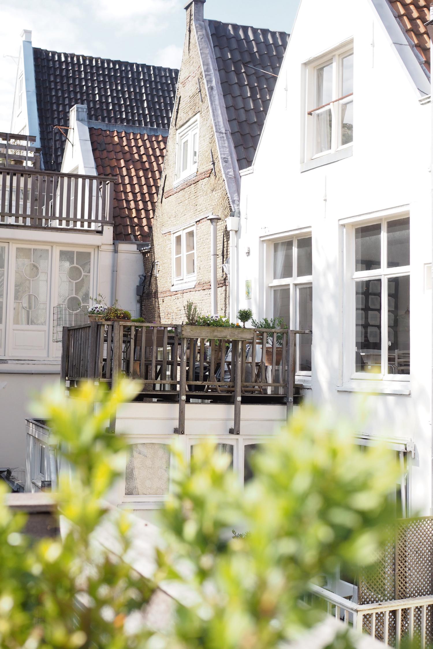 Char and the city, charandthecity.com, Amsterdam, sisustus, asunto, Avec Sofie, kattoterassi