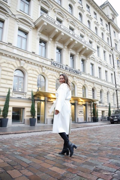 Char and the city, www.charandthecity.com, St George hotel, Helsinki, ootd, muoti